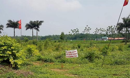 Hà Nội kiến nghị thu hồi đất sân bay Miếu Môn bị chiếm trái phép